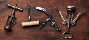 Various corkscrews
